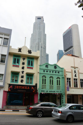 Central Business District - Singapore -