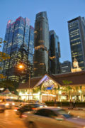 Central Business District - Singapore - Laybacktravel