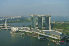 View of Singapore - Laybacktravel