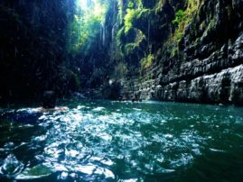 Canyoning/Swimming @ Green Valley