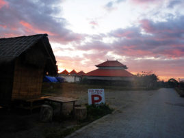 Sunrise @ Old Mans Surfspot - Canggu, Bali