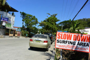 Surfing Area San Juan La Union Layback Travel