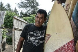 Sumatra Aceh Saddam Surf Legend Layback Travel
