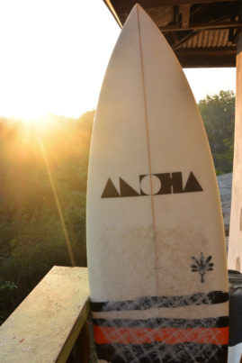 Sunrise Surfboard