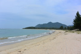 Beach of Lohk Nga