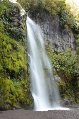 Dawson Falls, Mount Egmont, New Zealand - Layback Travel