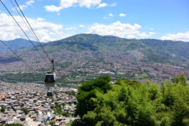 Gondela in Medellin, Colombia - Layback Travel