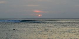 Small waves at Lohk Nga, Aceh, Sumatra, Indonesia - Layback Travel