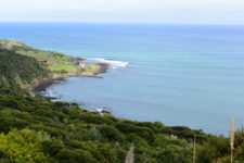 Manu Bay Surf Spot near Raglan, New Zealand - Layback Travel