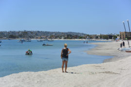 Mission Beach Bay - San Diego