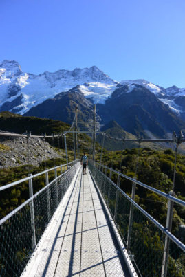 Bridge Mount Cook, New Zealand - Layback Travel