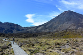 Mount Ngauruhoe aka Mount Doom from LOTR, New Zealand - Layback Travel