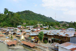 Village of Bukit Lawang