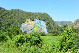 Art Wall Viñales, Cuba - Layback Travel