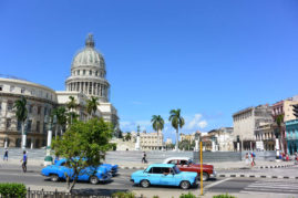 Congress, Havana - Cuba - Layback Travel