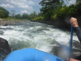 River Rafting in La Fortuna