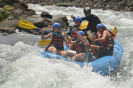 River Rafting - La Fortuna