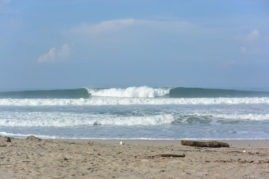 Big Waves in Santa Teresa