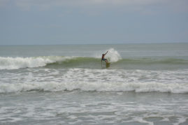 Surfer in Dominical