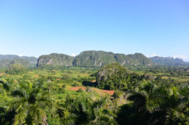 View of Viñales Valley, Cuba - Layback Travel