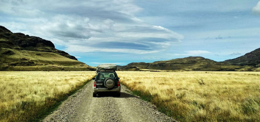 Buy Camper Van or Car in Chile - Suzi Santiago