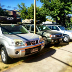 4x4 Car Fleet from Suzi Santiago in Chile