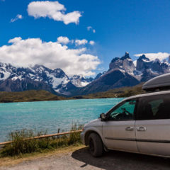 Patagonia with Suzi Santiago Mini Van